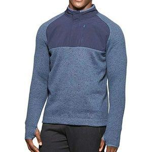 Men's Sweater Fleece Quarter Zip - C9 Champion® XL